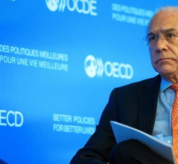Αποχωρεί από τον ΟΟΣΑ ο γ.γ. του, Άνχελ Γκουρία