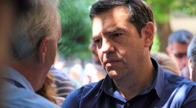 Τσίπρας από τη Νάξο: Ο τρόπος που αντιμετωπίζει τα πράγματα η κυβέρνηση μεγιστοποιεί την κρίση