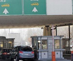 Αυξημένη η κίνηση των αυτοκίνητων στον Προμαχώνα