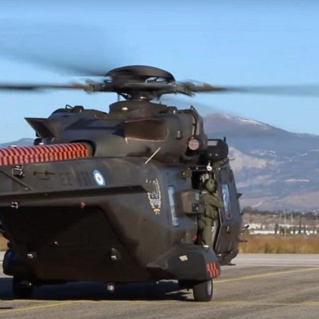 «Έλιωσαν» και την Αεροπορία Στρατού για τις ανάγκες του ΕΚΑΒ - ΒΙΝΤΕΟ