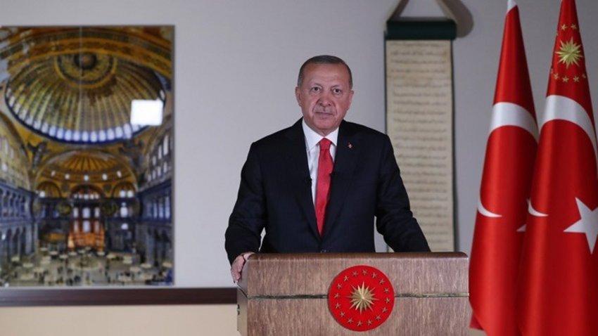 Ερντογάν: Εσωτερικό μας ζήτημα η Αγία Σοφία - Οι άλλες χώρες να σεβαστούν την απόφαση μας