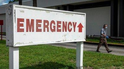 ΗΠΑ-Κορωνοϊός: Ρεκόρ ημέρας με πάνω από 15.000 νέα κρούσματα σε ένα 24ωρο στη Φλόριντα