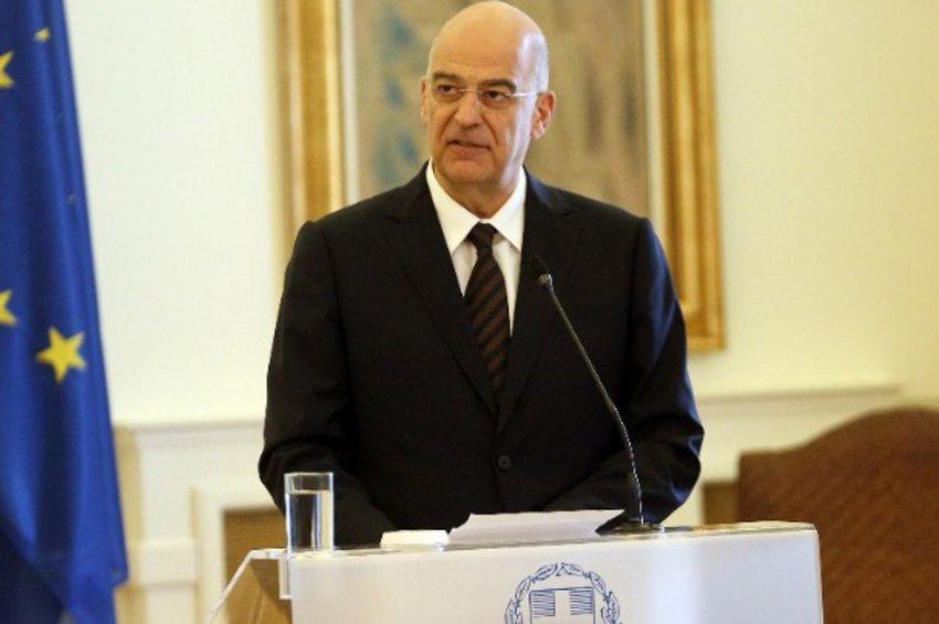 Η Ελλάδα ζητεί από την ΕΕ να έχει έτοιμο κατάλογο ισχυρότατων μέτρων κατά της Τουρκίας - Το μήνυμα Δένδια