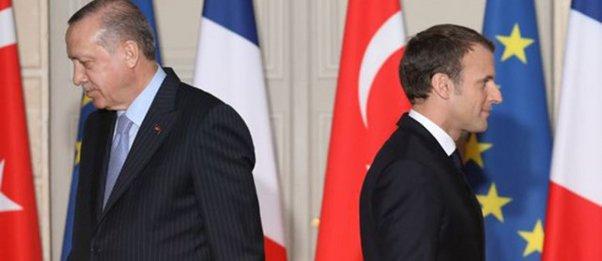 Ο Μακρόν ανακάλεσε τον Γάλλο πρέσβη στην Άγκυρα, μετά τη δήλωση Ερντογάν ότι θέλει ψυχοθεραπεία