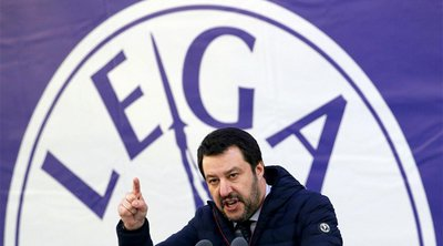 Ιταλία-Δημοσκόπηση: Η Λέγκα πρώτη στην πρόθεση ψήφου, αλλά οι περισσότεροι Ιταλοί θέλουν να παραμείνει ο Κόντε πρωθυπουργός