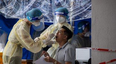 Κίνα-Κορωνοϊός: 31 κρούσματα σε 24 ώρες, τα 25 στη Σιντζιάνγκ
