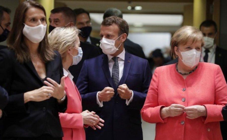 Με μενού τη «στρατηγική απέναντι στην Τουρκία» θα δειπνήσουν αύριο οι ηγέτες της ΕΕ στις Βρυξέλλες