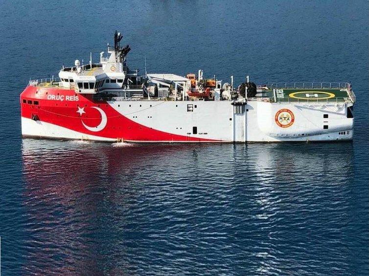Στα ύψη η τουρκική προκλητικότητα: Εκδόθηκε Navtex για έρευνες του Ορούτς Ρέις - Συνεδριάζει το ΚΥΣΕΑ