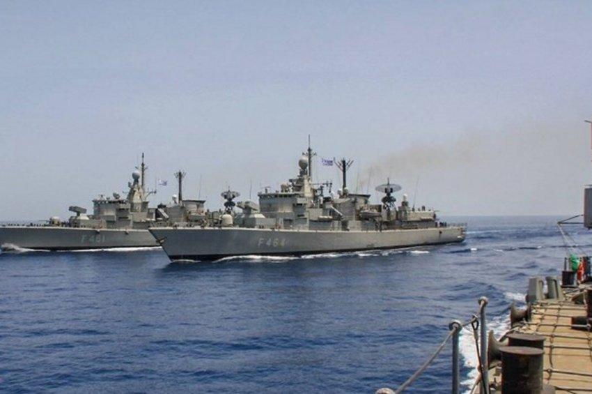 Ο Ελληνικός στόλος ετοιμάζεται μετά τις δηλώσεις Ερντογάν - Απέπλευσαν τρία πολεμικά πλοία