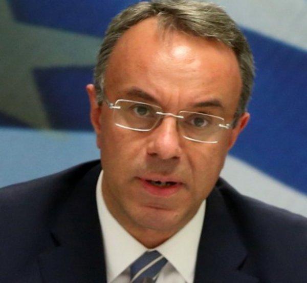 Σταϊκούρας: Πρώτη φορά κυβέρνηση προχωρά σε ολιστική προσέγγιση του ιδιωτικού χρέους της χώρας με κοινωνική ευαισθησία