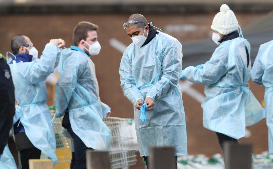 Αυστραλία-Κορωνοϊός: Η Βικτόρια καταγράφει τον υψηλότερο ημερήσιο αριθμό νεκρών κατά την πανδημία