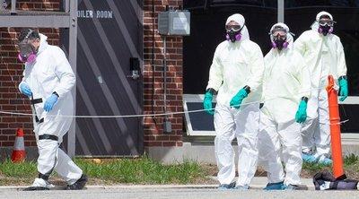 «Θερίζει» τις ΗΠΑ ο κορωνοϊός: 982 νεκροί τις τελευταίες 24 ώρες - Ξεπέρασαν τα 5 εκατομμύρια τα κρούσματα