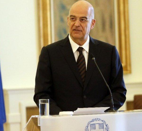 Τηλεφωνική επικοινωνία Δένδια με τον ΥΠΕΞ της Αρμενίας Μνατσακανιάν