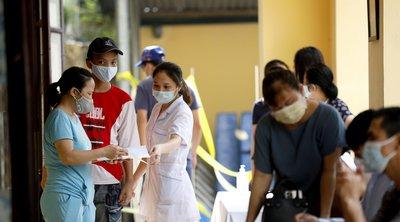 Βιετνάμ: Άνευ προηγουμένου μέτρα για την νέα έξαρση κορωνοϊού - Δύσκολος ο εντοπισμός της προέλευσης και πιο μεταδοτικός ο ιός