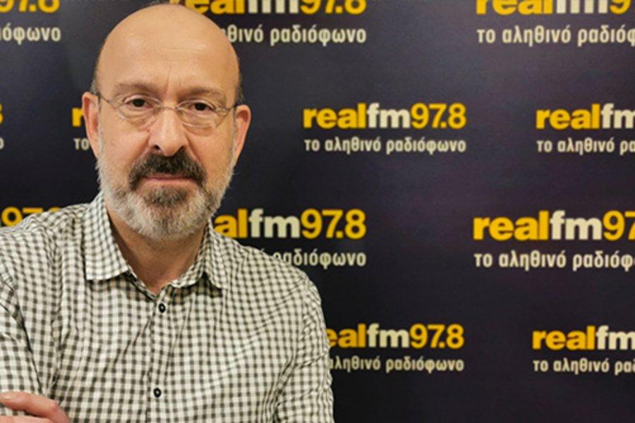 Ο Χάρης Πετρίδης στην εκπομπή του Γ. Ψάλτη (31-7-2020)