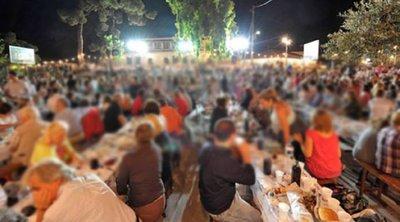 Χανιά: Μια σύλληψη σε κτήμα όπου γινόταν εκδήλωση ποδοσφαιρικής ομάδας - Χόρευαν στην πίστα