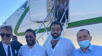 Οι διακοπές του σαουδάραβα πρίγκιπα Αμπντουλάχ μπιν Αλ Σαούντ στην Κρήτη