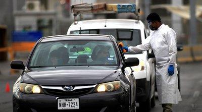 Κορωνοϊός: 629 θάνατοι και 4.771 κρούσματα τις προηγούμενες 24 ώρες στο Μεξικό