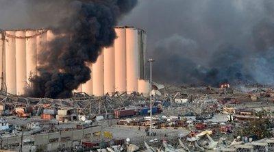 Λίβανος: Οι συλλογικές απώλειες από την έκρηξη στη Βηρυτό ενδέχεται να φθάσουν στα 15 δισεκατομμύρια δολάρια