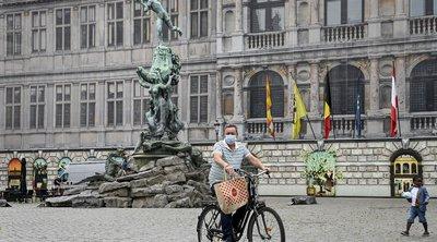 Το Βερολίνο χαρακτήρισε περιοχή «υψηλού κινδύνου» την Αμβέρσα του Βελγίου, λόγω της αύξησης των κρουσμάτων κορωνοϊού