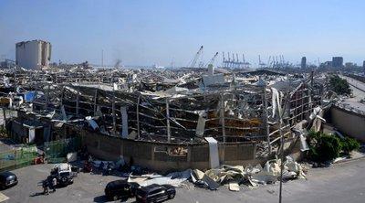 Λίβανος: Οι αρχικές έρευνες για την έκρηξη στο λιμάνι της Βηρυτού δείχνουν αμέλεια