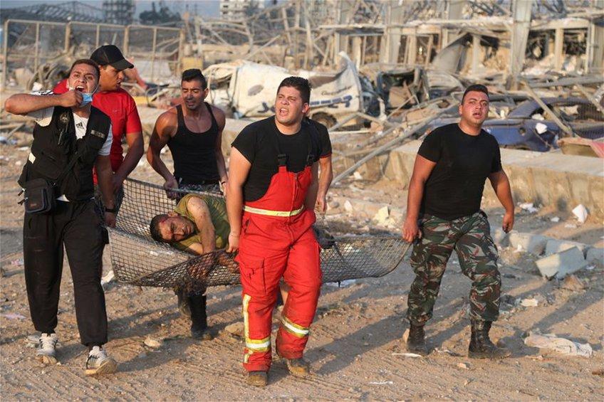 Πέντε οι Ελληνες τραυματίες, οι δύο σε σοβαρή κατάσταση - Στον Λίβανο ο υφ. Εξωτερικών