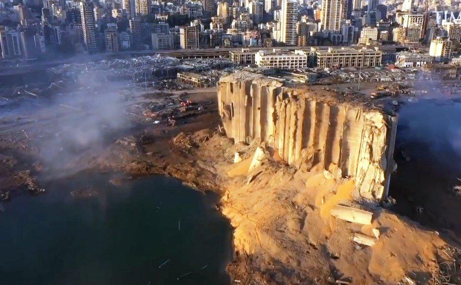 Λίβανος: Αυξάνονται συνεχώς οι νεκροί από τη φονική έκρηξη, μια Ελληνίδα ανάμεσα στα θύματα - Πέντε Έλληνες τραυματίες