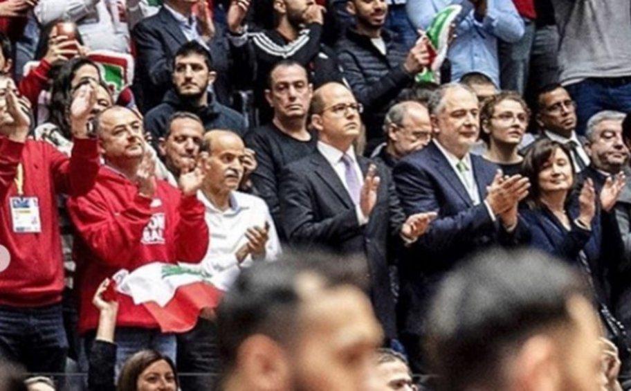 Ζαγκλής: «Standing ovation για την ανθεκτικότητα που δείχνουν οι Λιβανέζοι φίλοι μας»