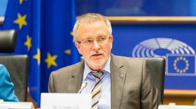 Γερμανία: Ο Μ. Γκάλερ ειδικός εξωτερικών θεμάτων του ΕΛΚ προειδοποιεί για τις συνέπειες ενδεχόμενης κατάρρευσης του Λιβάνου