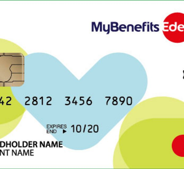 Η Edenred δημιουργεί τη νέα κάρτα εταιρικών παροχών MyBenefits®