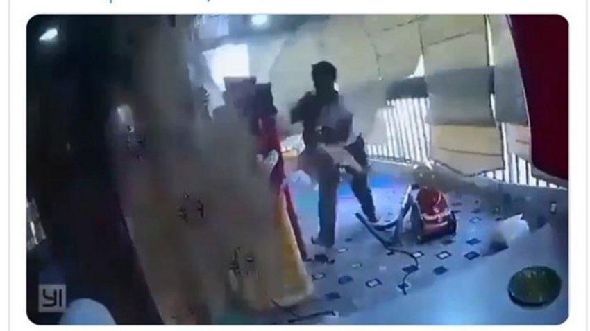 Βηρυτός: Η στιγμή που οικιακή βοηθός σώζει αστραπιαία ένα κοριτσάκι - ΒΙΝΤΕΟ