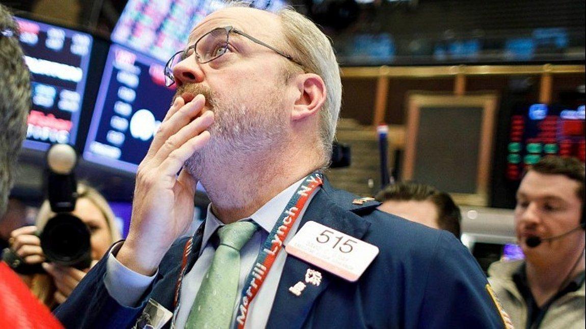 Πτωτικά κινούνται οι μετοχές στις διεθνείς αγορές