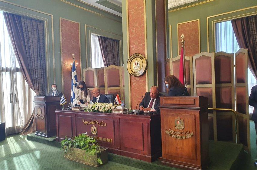 Τα 4 βασικά σημεία της συμφωνίας Αθήνας και Καΐρου για την ΑΟΖ – Τι αποκομίζει η Ελλάδα