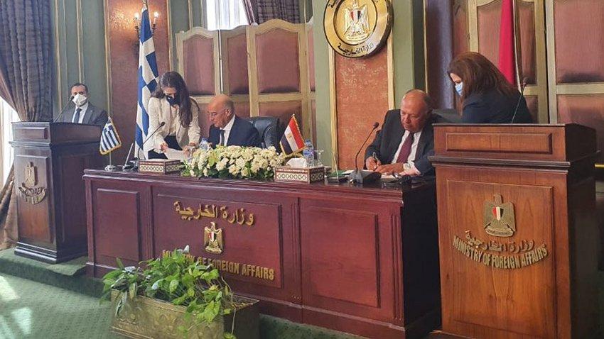 Τα βασικά σημεία της συμφωνίας Ελλάδας-Αιγύπτου για την ΑΟΖ - Ικανοποίηση στην Αθήνα - Οργή στην Αγκυρα