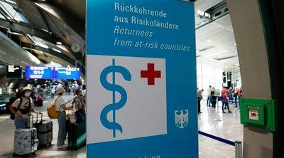 Γερμανία-Κορωνοϊός: 1 θάνατος, 555 κρούσματα σε 24 ώρες