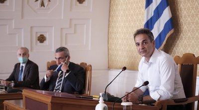 Μητσοτάκης: Εθνική επιτυχία η συμφωνία για ΑΟΖ Ελλάδας-Αιγύπτου