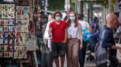Γαλλία: Ζημίες έως και 40 δισ. ευρώ για τον τουρισμό εξαιτίας της πανδημίας του κορωνοϊού