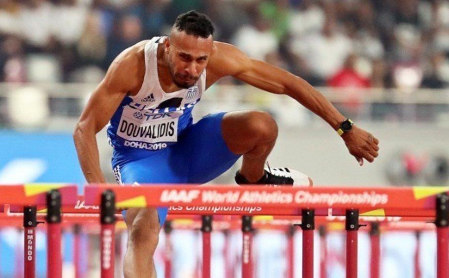 Ακύρωσε τη συμμετοχή του στον τελικό των 200μ ο Δουβαλίδης