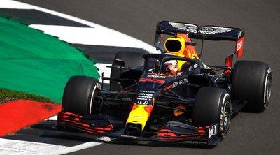 Θρίαμβος του Φερστάπεν στην 70η επέτειο της F1