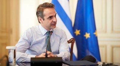 Τι είπε ο πρωθυπουργός κατά την τηλεδιάσκεψη για παροχή βοήθειας στον Λίβανο