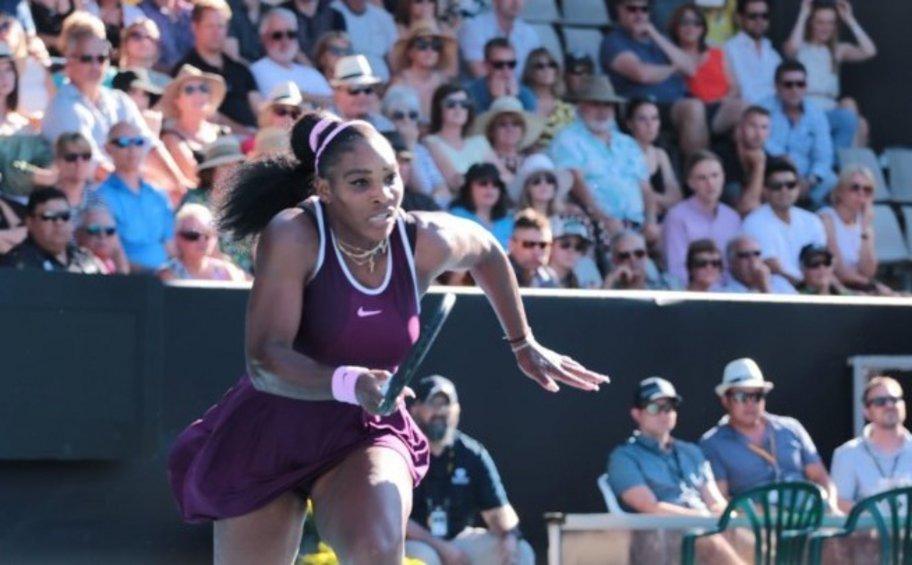 Η Σερένα Ουίλιαμς προετοιμάζεται για το US Open