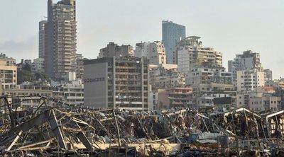 Συμμετοχή Μητσοτάκη στην τηλεδιάσκεψη δωρητών για τον Λίβανο
