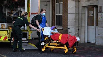 Βρετανία: Τα ημερήσια κρούσματα κορωνοϊού ανήλθαν στο υψηλότερο επίπεδο από τον Ιούνιο