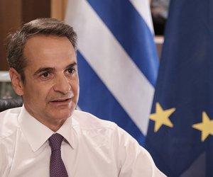 Την Τρίτη ο Μητσοτάκης ενημερώνει τηλεφωνικά τους πολιτικούς αρχηγούς για τις εξελίξεις στην Αν. Μεσόγειο