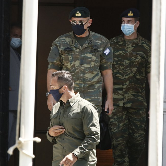 Με αντι-Navtex απαντά η Ελλάδα στις τουρκικές προκλήσεις - Τι είπε ο αρχηγός ΓΕΕΘΑ βγαίνοντας από το ΚΥΣΕΑ