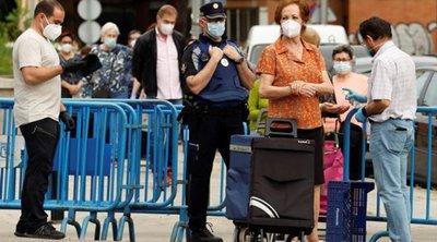 Ισπανία-κορωνοϊός: Ο αριθμός των κρουσμάτων ξεπέρασε εκείνον της Βρετανίας