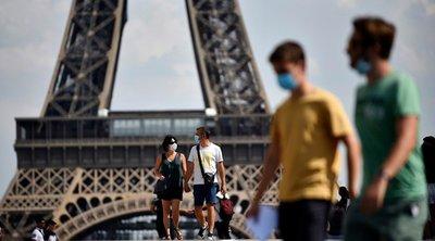 Γαλλία: Στα 8.051 ο αριθμός των νέων κρουσμάτων κορωνοϊού τις τελευταίες 24 ώρες