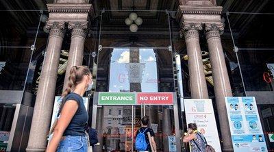 Ιταλία: 925 εστίες μόλυνσης κορωνοϊού