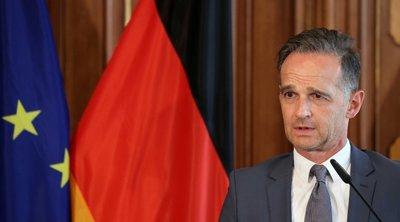 Γερμανός ΥΠΕΞ για αν. Μεσόγειο: Να τερματιστούν οι προκλήσεις