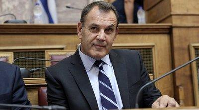 Τηλεφωνική επικοινωνία Παναγιωτόπουλου με τον αναπλ. πρωθυπουργό και υπ. Άμυνας του Ισραήλ Βενιαμίν Γκάντζ